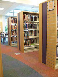 Library, glasses, crib 008