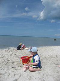 Brian's Birthday, Beach 074