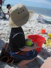 Brian's Birthday, Beach 060