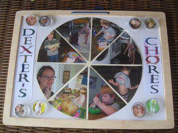 Chore chart and recipes 008