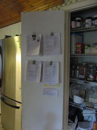 Chore chart and recipes 010