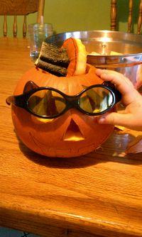 Halloween, movie, carving 015