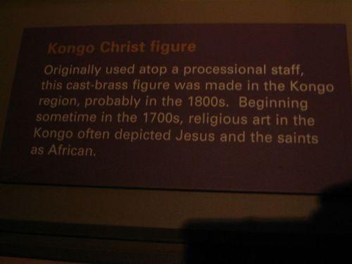 Cross explanation